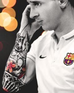 踢球不好怪纹身?把皮剌了就能进世界杯?
