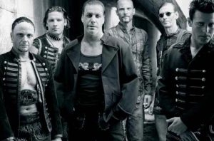 Engel——Rammstein(战车乐队)现场视频